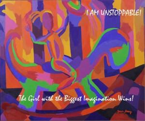 JEB Painting Dino Rider Words copy